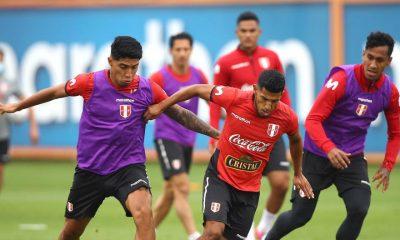 Iberico por Cueva: la alineación que trabajó Gareca en Río de Janeiro con miras al Perú vs. Brasil