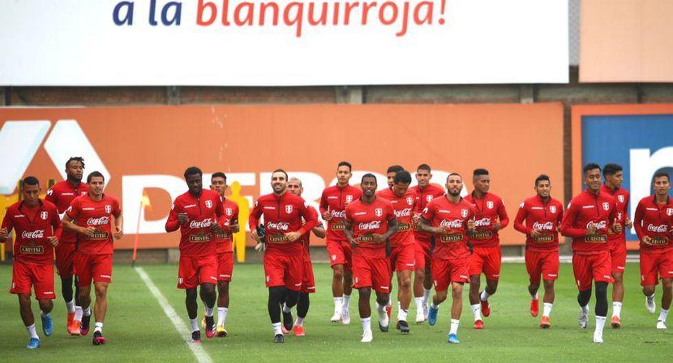 Los jugadores de la Selección Peruana no votaron  en la segunda vuelta