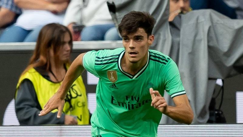 El Arsenal mira a la estrella adolescente del Real Madrid Miguel Gutiérrez