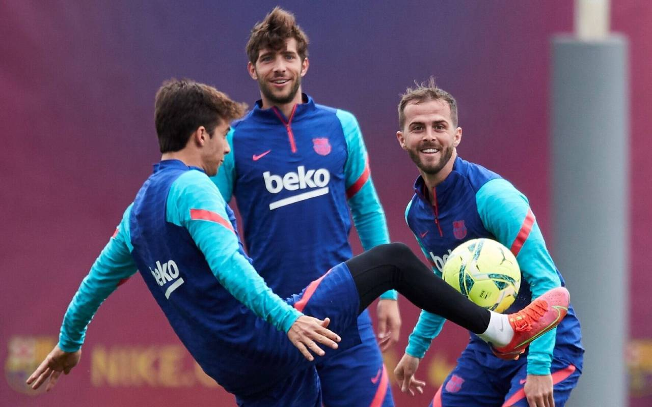 La Juventus busca volver a fichar a Miralem Pjanic del Barcelona