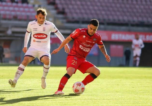 Ñublense empató ante Melipilla y avanzó en Copa Chile