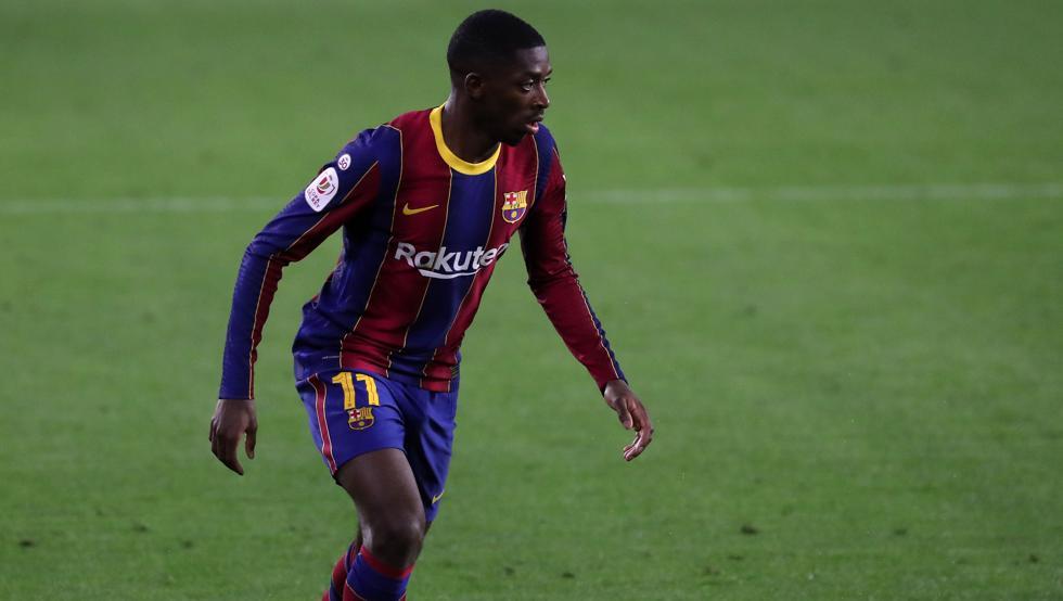 El Barcelona ofrece a Dembélé un nuevo contrato en condiciones reducidas en medio de la última lesión