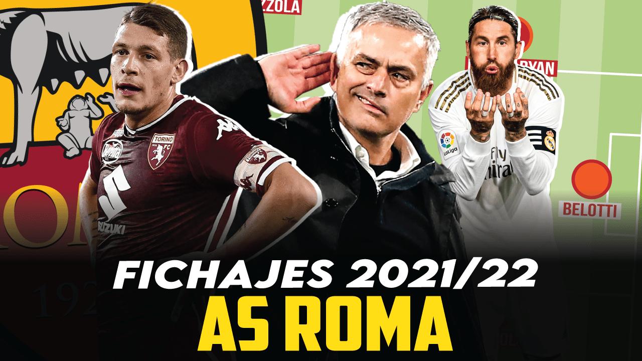 Vídeo I ¿Cómo será la AS Roma de José Mourinho?