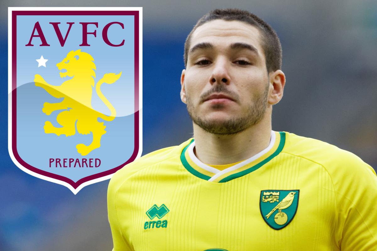 Aston Villa confirma un acuerdo de £ 38 millones para fichar a Emiliano Buendia de Norwich en un gran golpe de transferencia del Arsenal