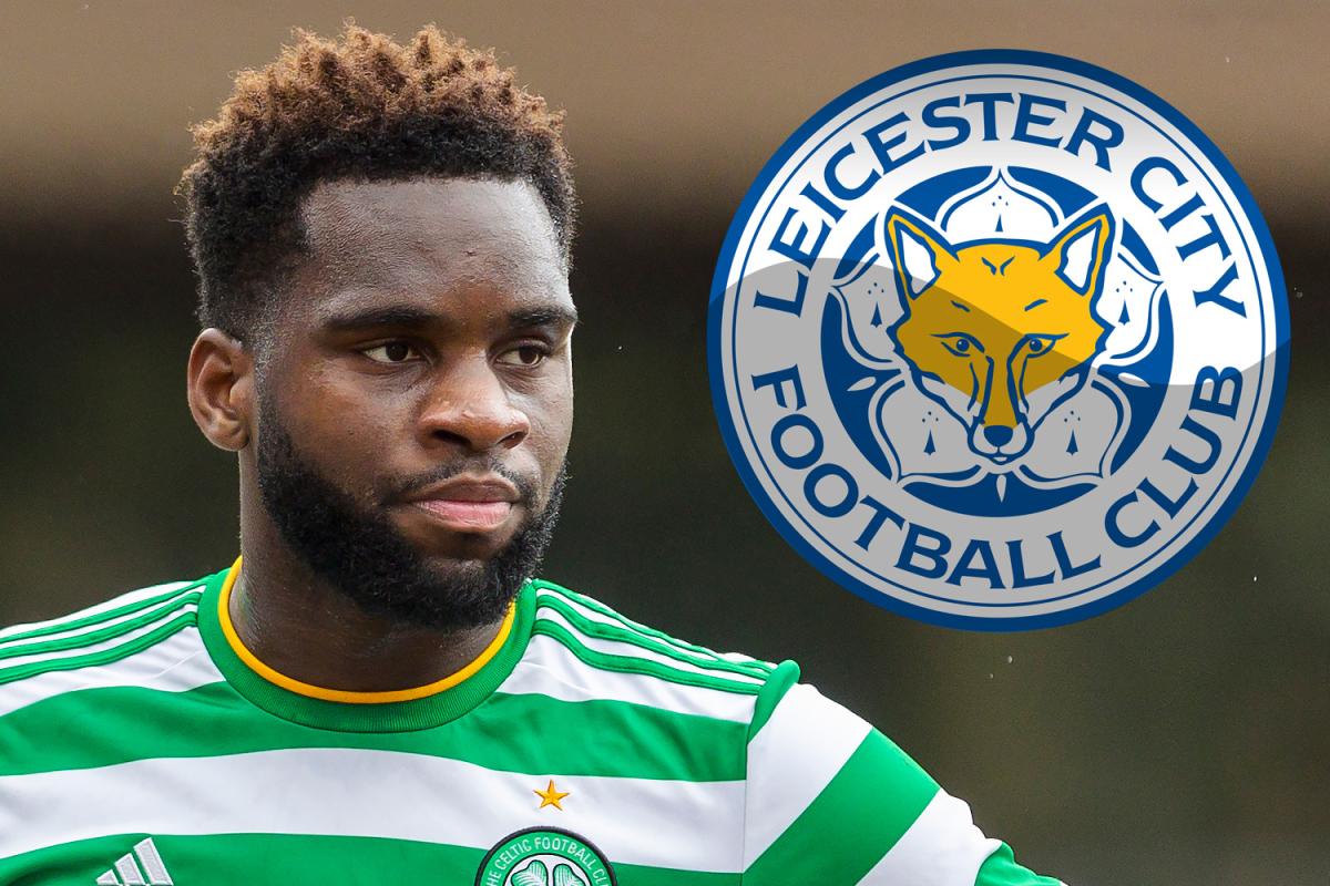 Leicester acuerda una tarifa de transferencia de £ 15 millones para Odsonne Edouard mientras Brendan Rodgers vence al Arsenal al delantero del Celtic