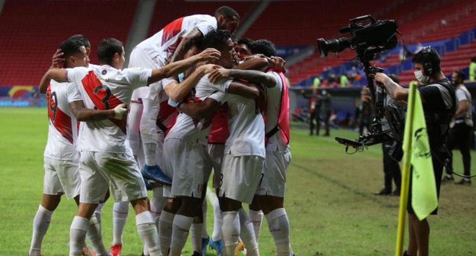 Romance te puedo dar: el mensaje de 'Mister Chip' tras la clasificación de Perú en Copa América