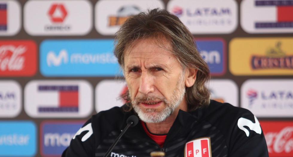 La palabra de Ricardo Gareca: la Selección Peruana, la Copa América, su rival y todas las declaraciones