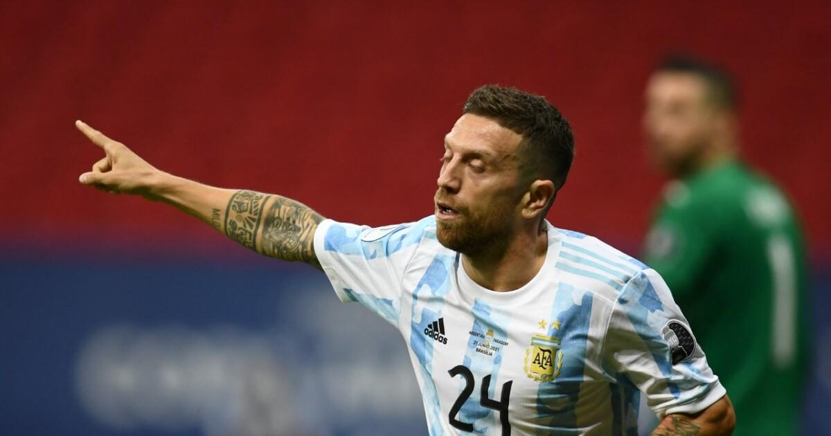 alejandro papu gomez argentina afp | Últimas Noticias Futbol Mundial