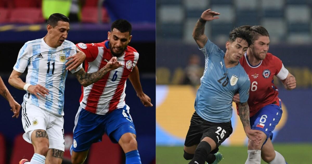 argentina paraguay uruguay chile afp | Últimas Noticias Futbol Mundial