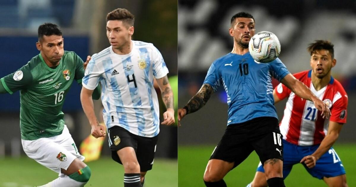 bolivia argentina uruguay paraguay afp | Últimas Noticias Futbol Mundial