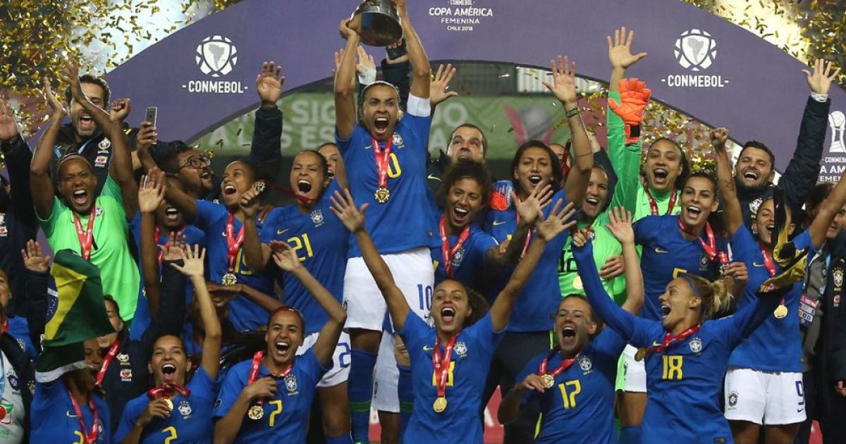 brasil campeon copa america femenina referencia foto conmebol   Últimas Noticias Futbol Mundial