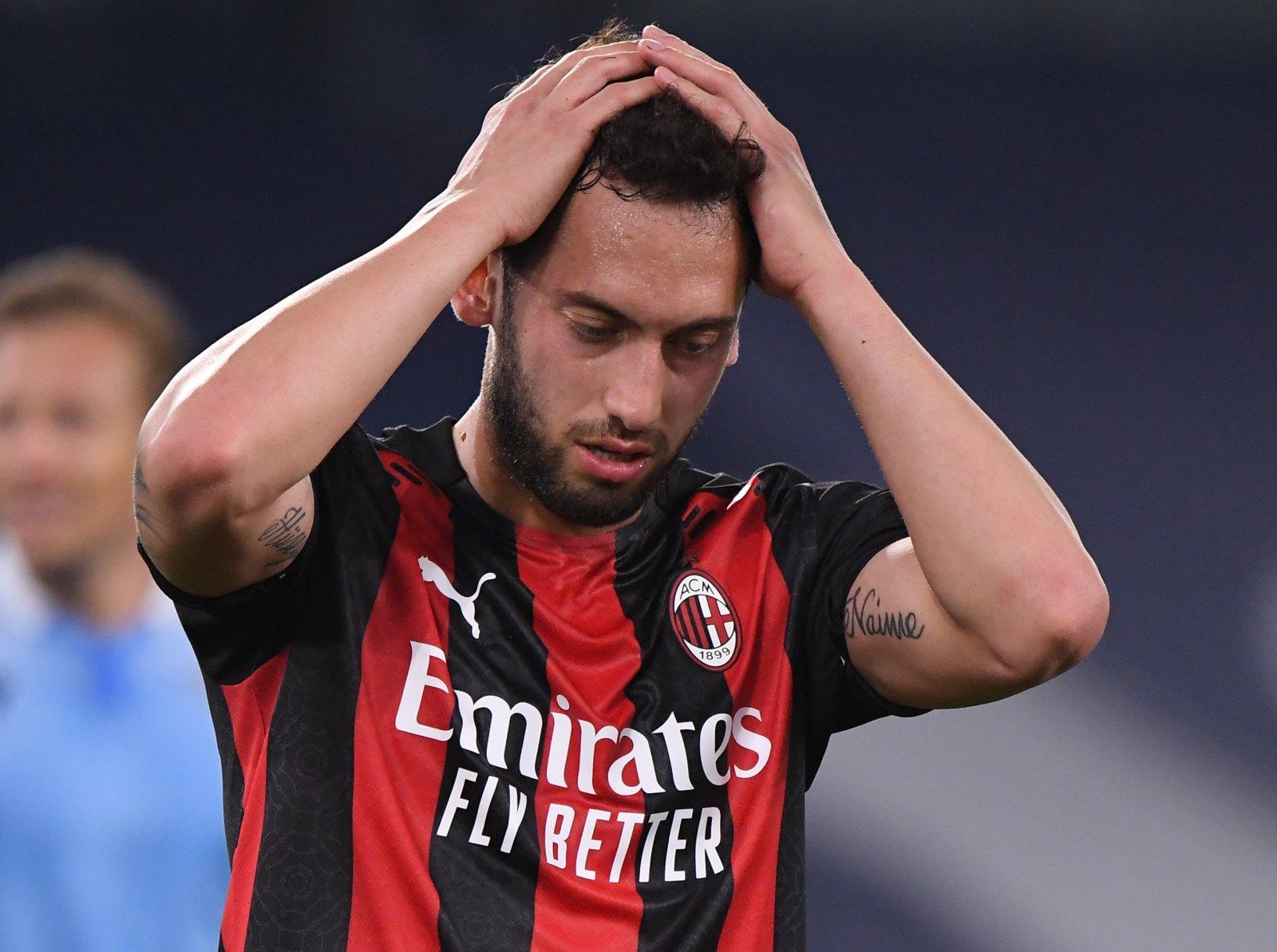 Calhanoglu: firmaré mi contrato con el Inter el martes