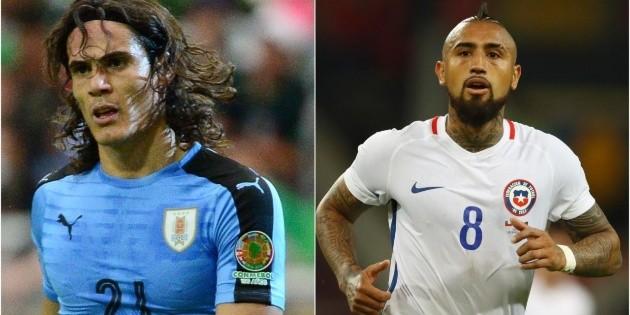 Uruguay-Chile: Sigue en tiempo real el minuto a minuto EN VIVO y ONLINE del partido de la Copa América    Fútbol EN VIVO