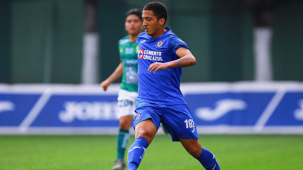 Cruz Azul: Ángel Orelien, joya panameña que busca consolidarse en el primer equipo