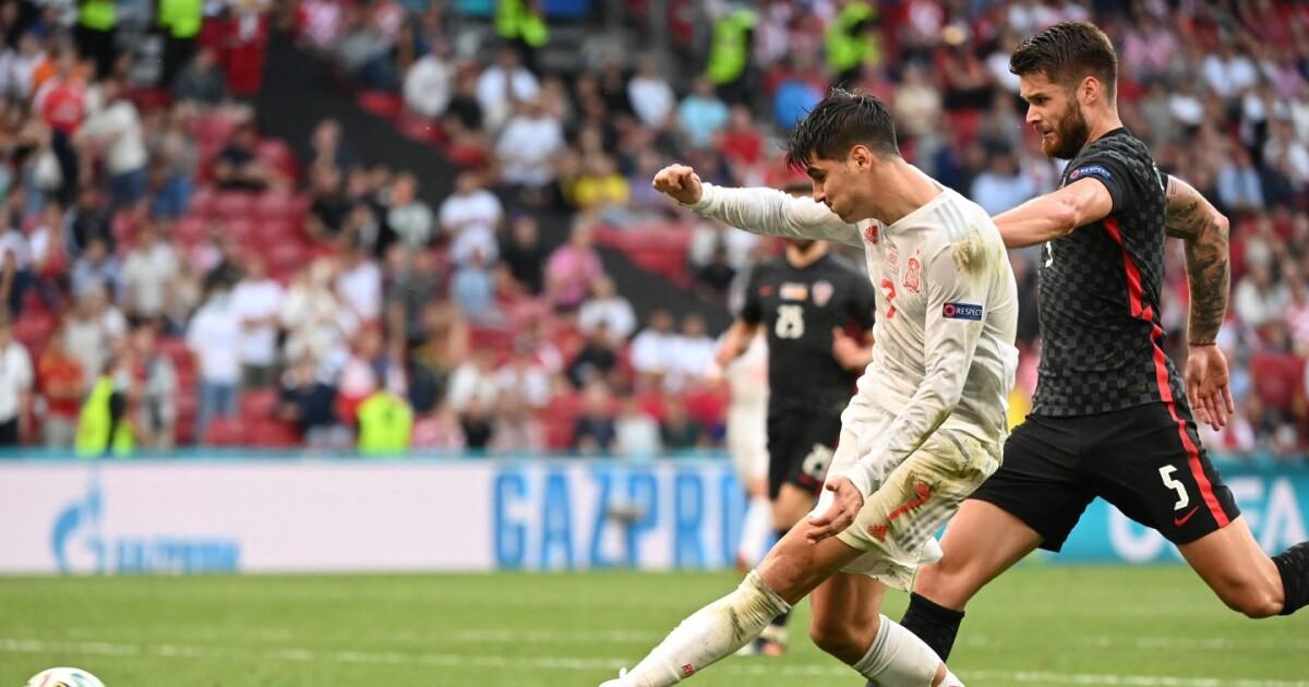 espana vs croacia afp | Últimas Noticias Futbol Mundial