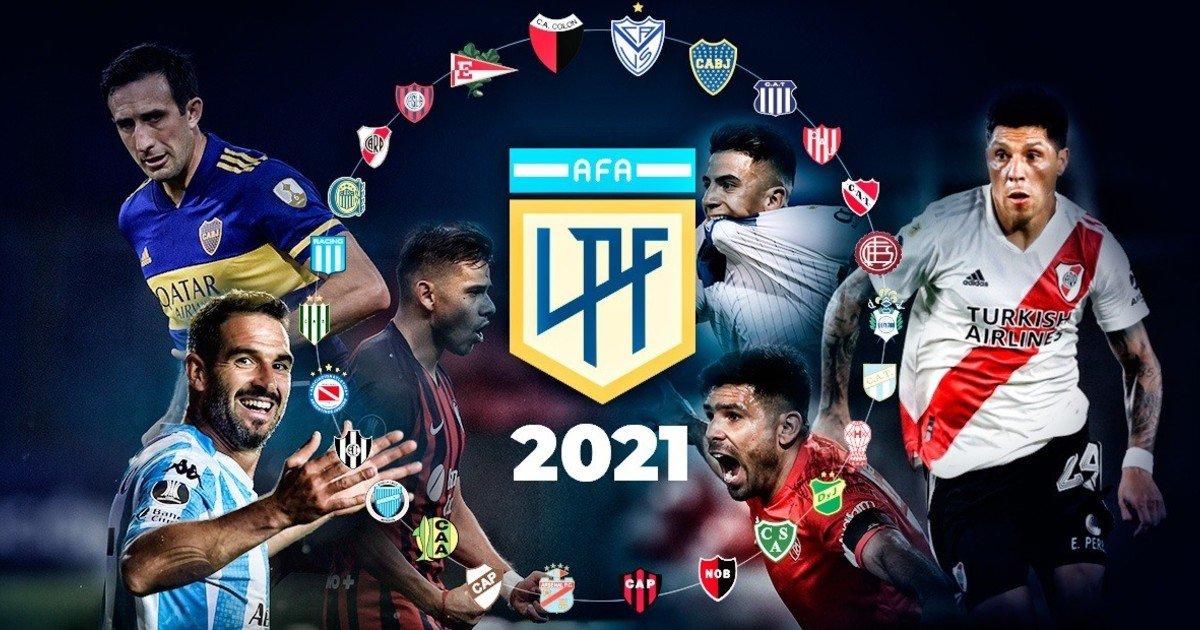 Se viene el sorteo del nuevo torneo de la Liga Profesional