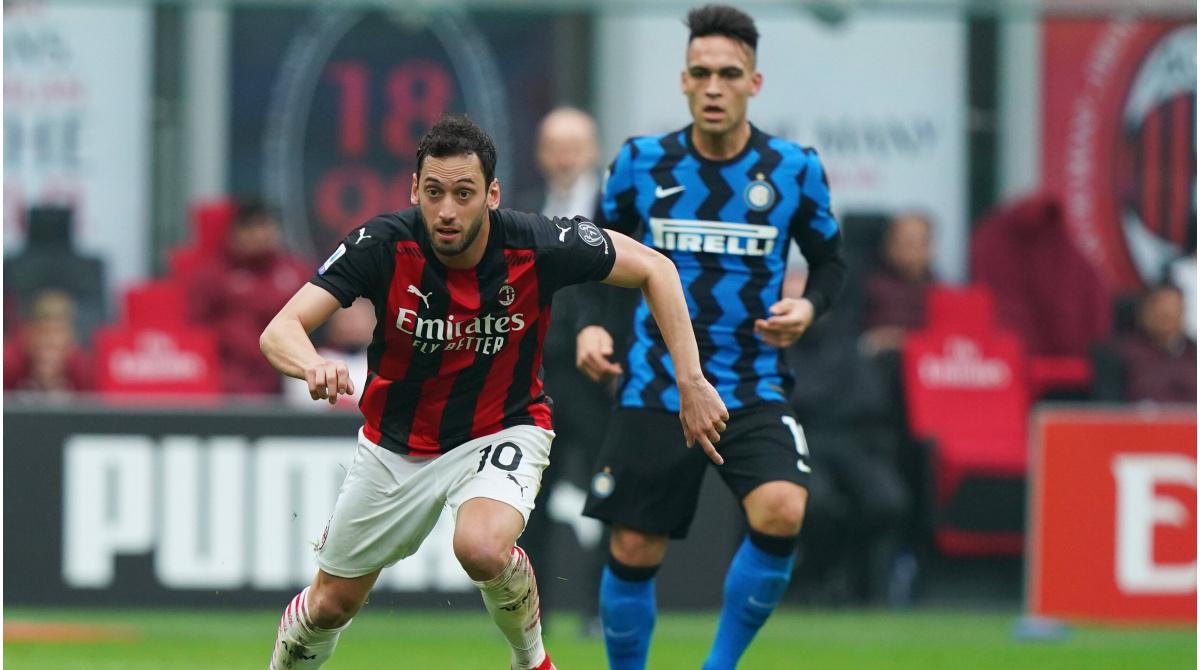 Hakan Calhanoglu se une al Inter de Milán - Salario más alto que en el AC Milán