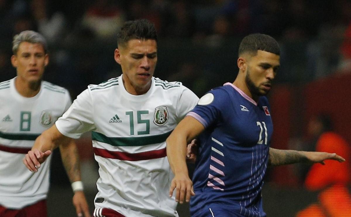 Selección Mexicana: Héctor Moreno jugará con el cuadro Olímpico vs Panamá