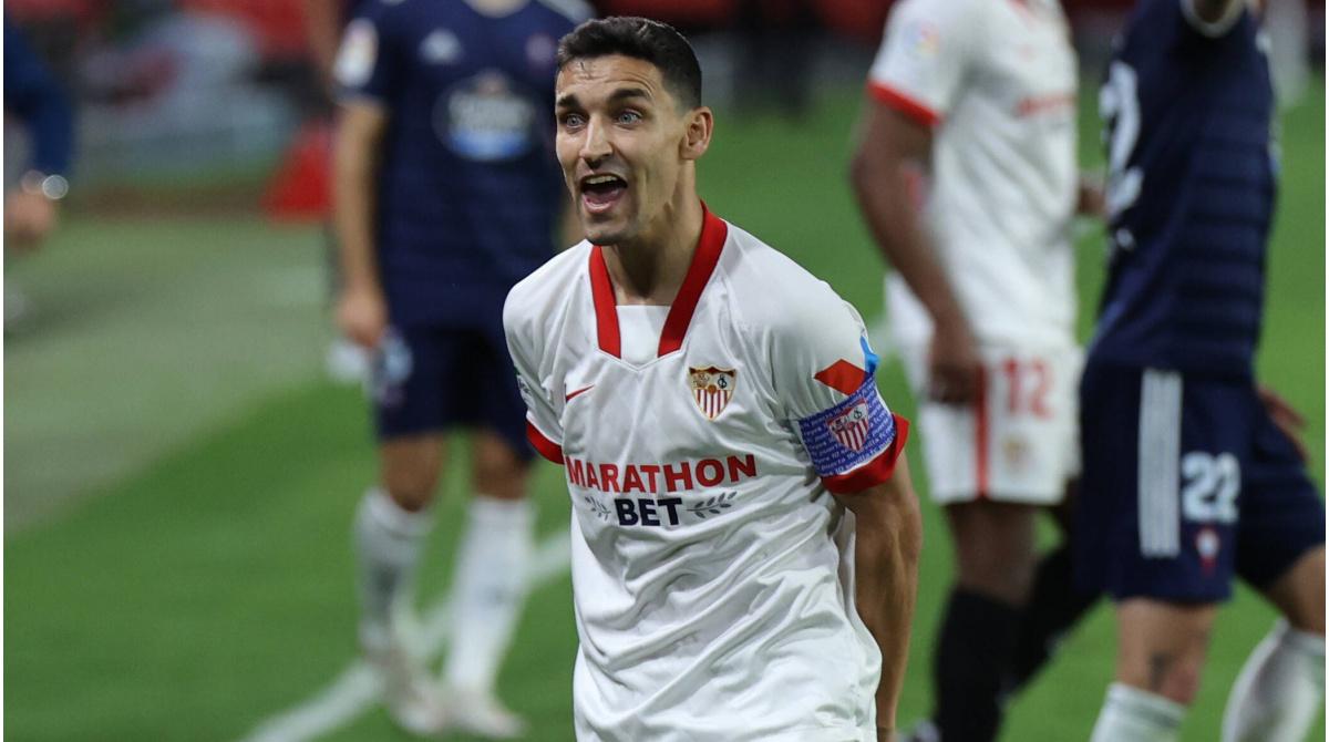 Jesús Navas renueva con el Sevilla FC y aumenta su récord en el club