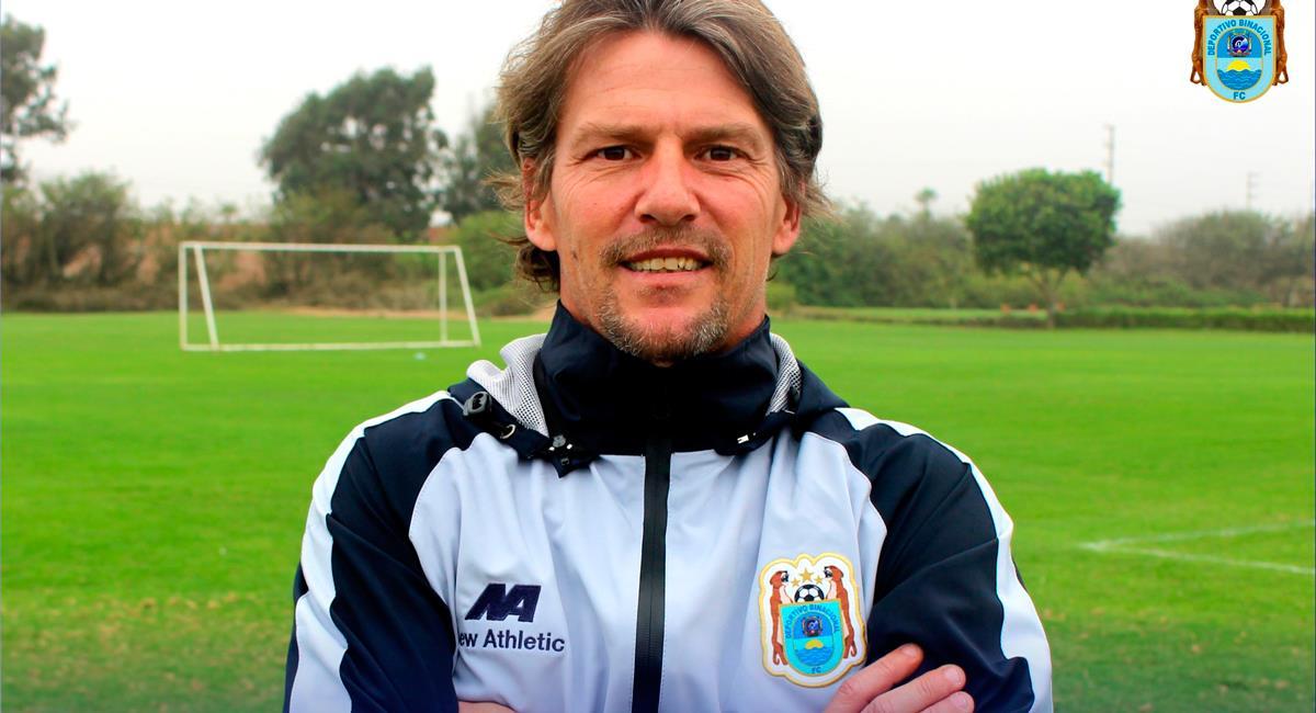 Carlos Desio se convirtió en nuevo técnico de Deportivo Binacional para la Liga 1