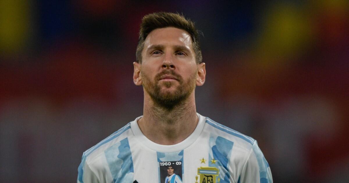 lionel messi foto afp | Últimas Noticias Futbol Mundial