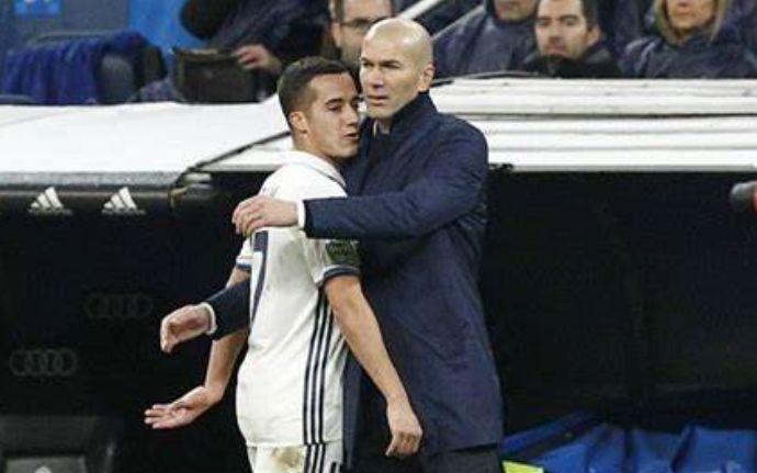 Lucas Vázquez firmará un nuevo contrato de tres años con el Real Madrid