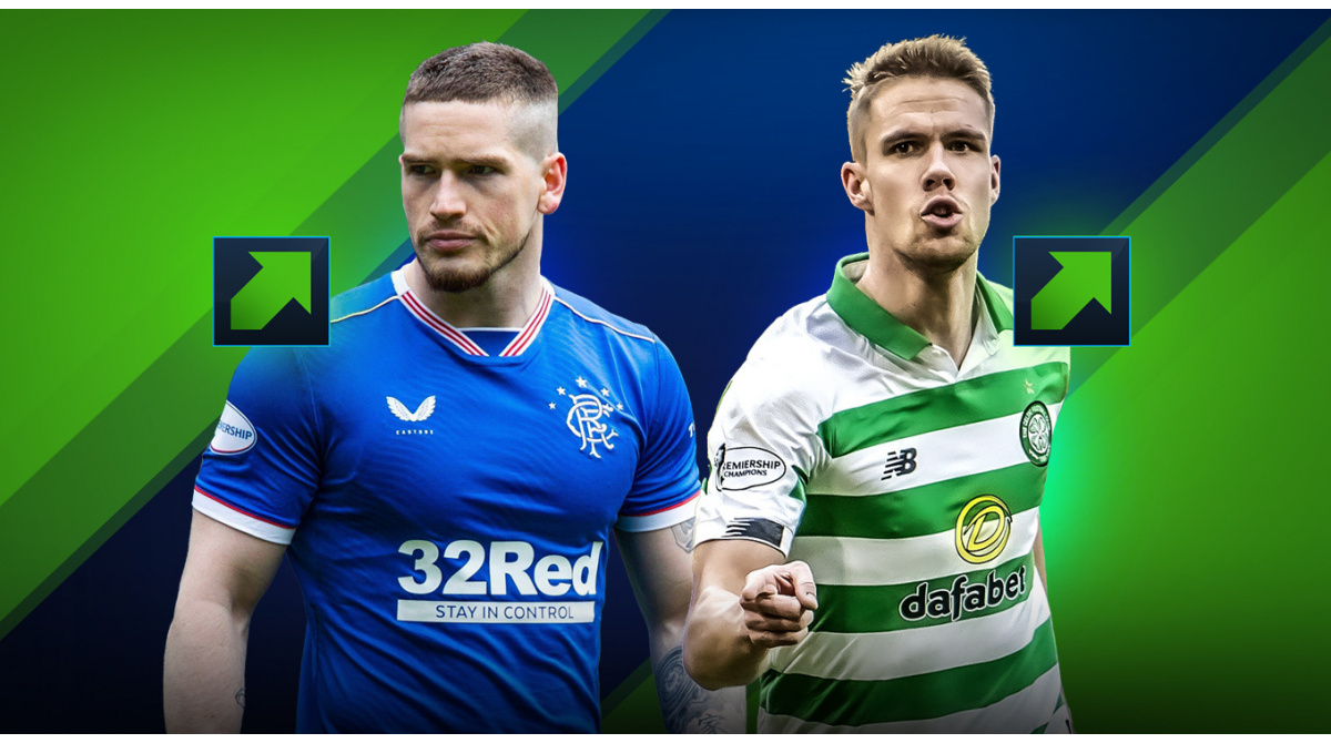 Valores de mercado Escocia: la mayor ventaja para el extremo de los Rangers Kent - Ajer del Celtic en alza