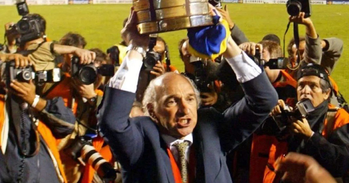 Los imperdibles videos de Bianchi a 21 años de la Copa del 2000