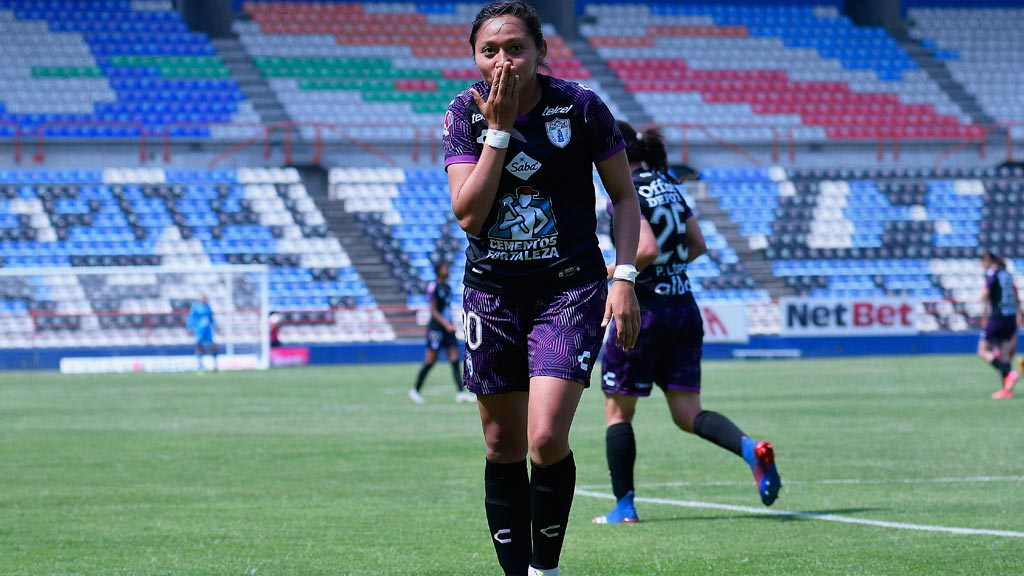 Pachuca Femenil tendrá 4 títulos de goleo; Lucero Cuevas, Viridiana Salazar y Charlyn Corral