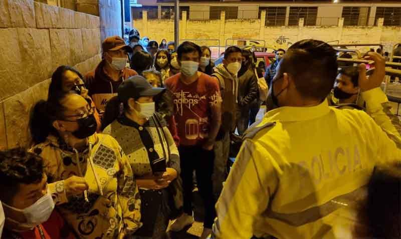 Autoridades del Registro Civil llegarán a Cuenca para resolver la problemática por la demanda de pasaportes - El Comercio