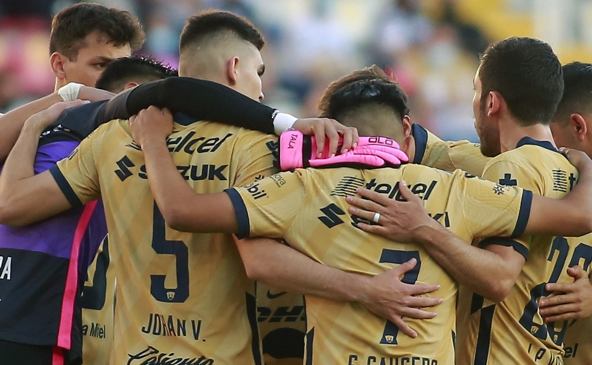 Liga MX: Pumas anuncia cuatro incorporaciones para el Apertura 2021