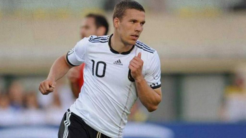 Querétaro se despide del bombazo Lukas Podolski