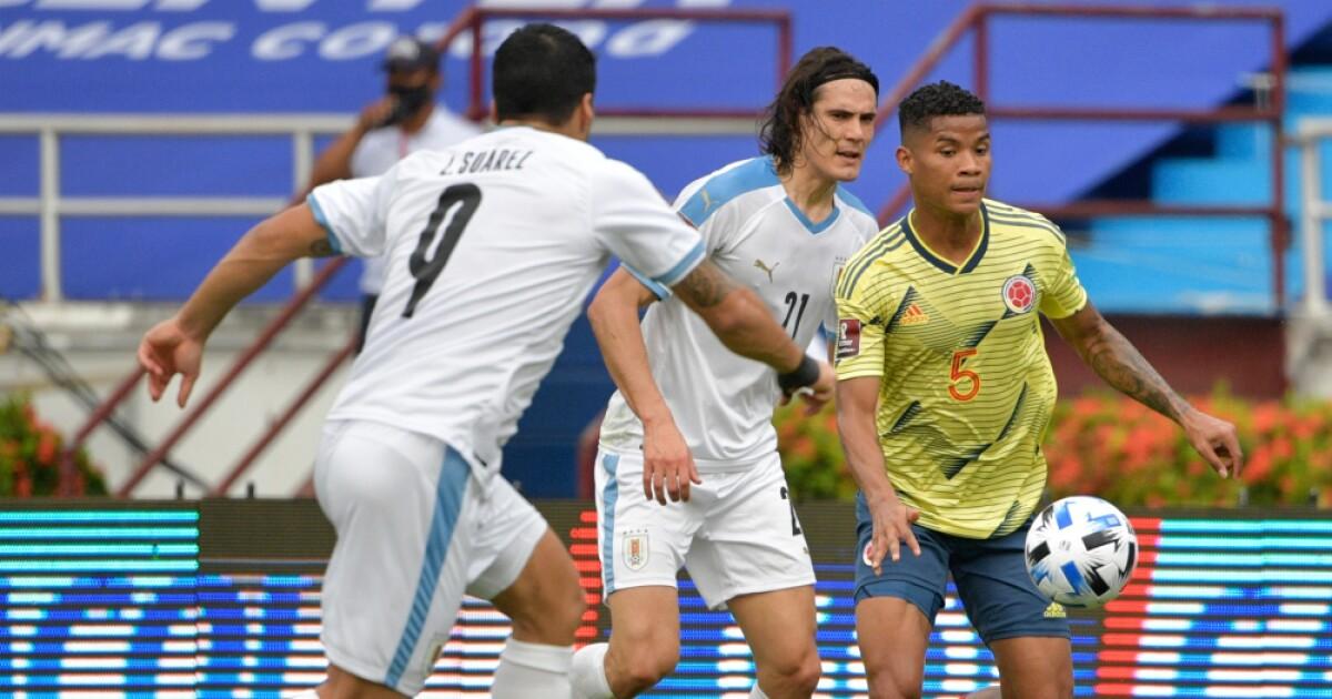 seleccion colombia uruguay foto afp 1   Últimas Noticias Futbol Mundial