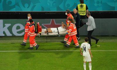 Spinazzola deja Italia para operarse en Finlandia de su lesión