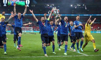 ¿Cuánto dinero gana Italia por vencer la Eurocopa?  Las cifras