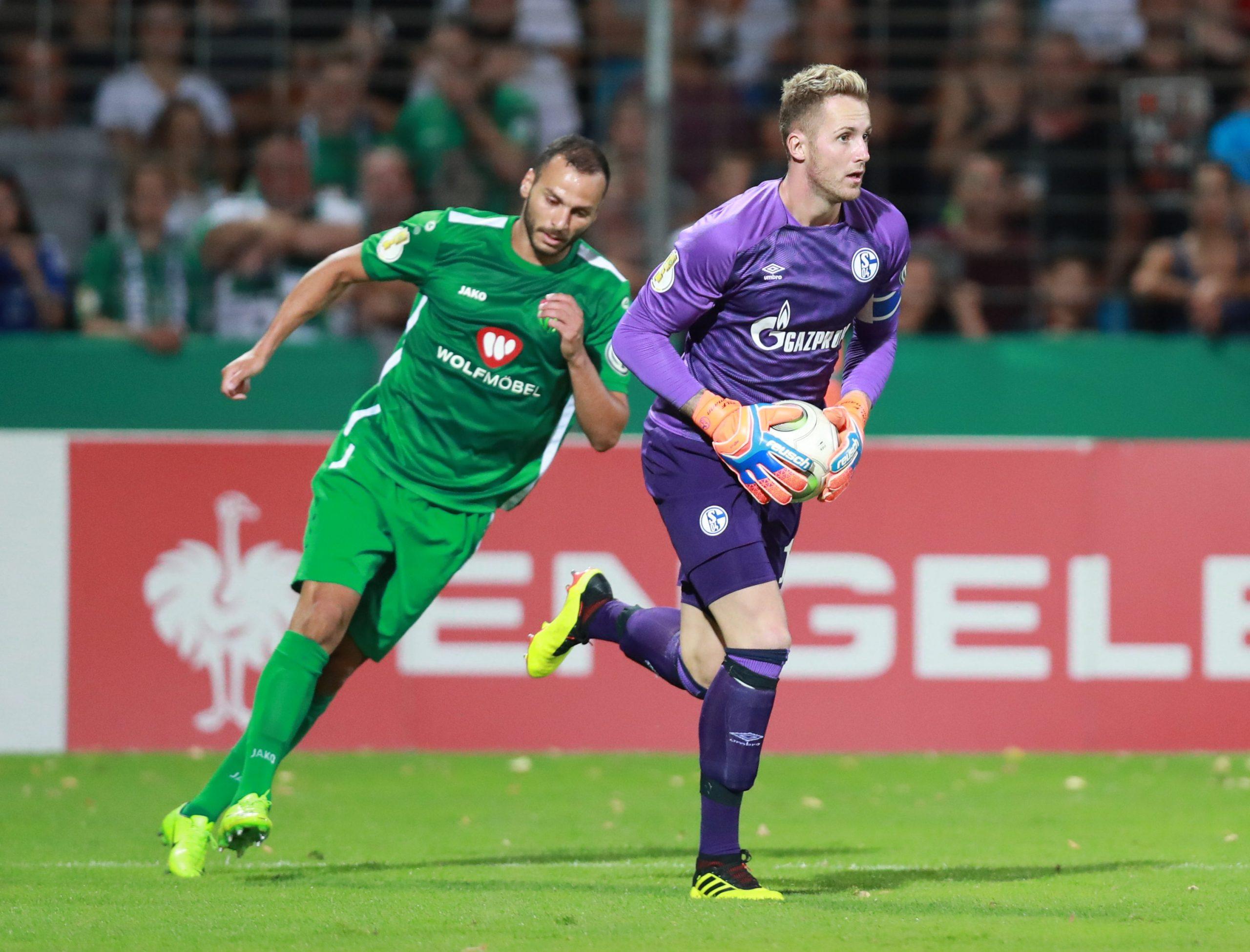 Fährmann seguirá siendo el número uno del Schalke