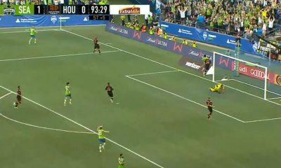 Raúl Ruidíaz está imparable en la MLS: así sentenció el Sounders vs. Dynamo y sigue como goleador [VIDEO]