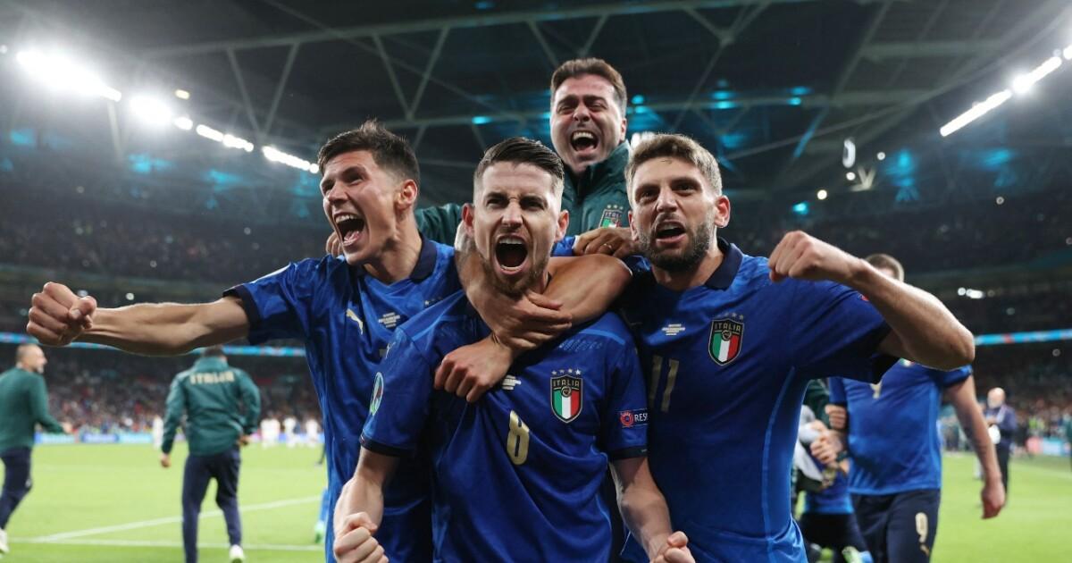 1626101518 seleccio italia eurocopa afp | Últimas Noticias Futbol Mundial