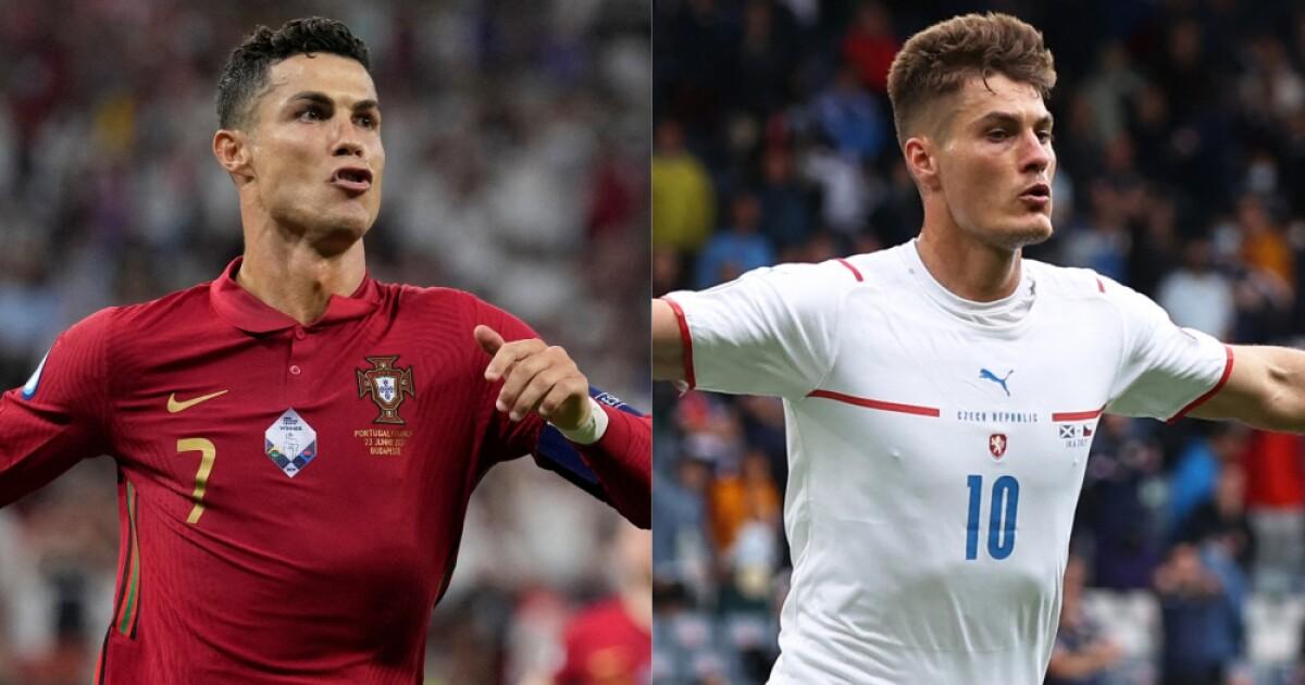 1626108837 cristiano ronaldo y patrik schick foto afp | Últimas Noticias Futbol Mundial
