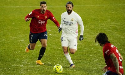 El AC Milan espera fichar al centrocampista del Real Madrid Isco