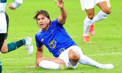 De vuelta al Cruzeiro, Moreno dice que el balón tiene que llegar con más calidad