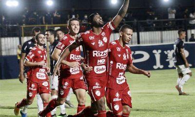 En el debut de Felipe Conceio, Remo derrotado por Vila Nova en la Serie B