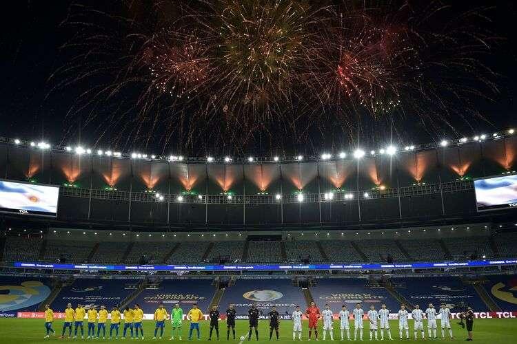 Ayuntamiento multa a CBF por aglomeración en la final de la Copa América