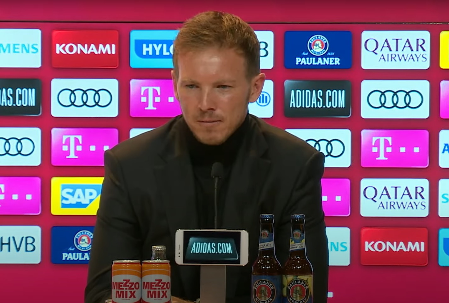 Nagelsmann elogia al 'destacado' Manuel Neuer