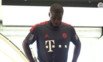 Upamecano, Richards y Nianzou inician los preparativos para la nueva temporada del Bayern