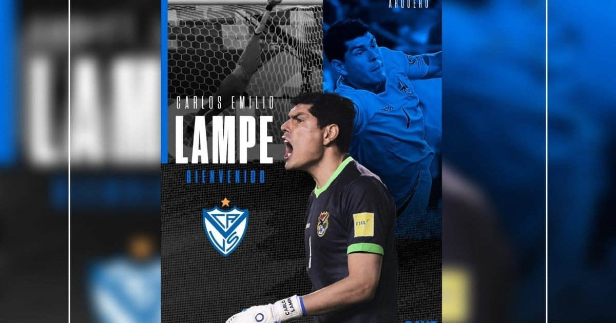 Lampe, nuevo refuerzo de Vélez