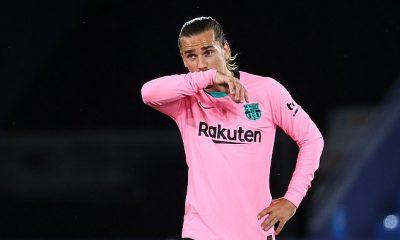 Según los informes, el Barcelona está dispuesto a deshacerse de Antoine Griezmann para ayudar a aliviar los problemas financieros