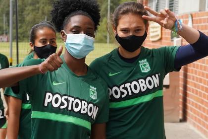 Atlético Nacional Femenino: sin casos de coronavirus para el inicio de Liga Femenina 2021 | Futbol Colombiano | Fútbol Femenino
