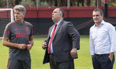 Unas palabras, mucho trabajo: sin expresar planes tácticos, Renato tiene una ardua misión en Flamengo
