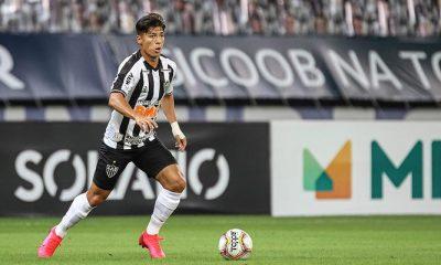 Alan Franco se quedará en Brasil para dar pelea en Atlético Mineiro